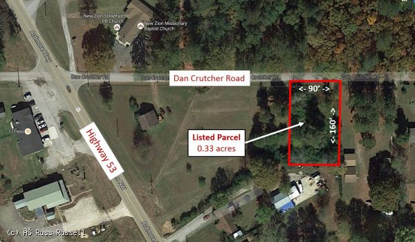 572 Dan Crutcher Road